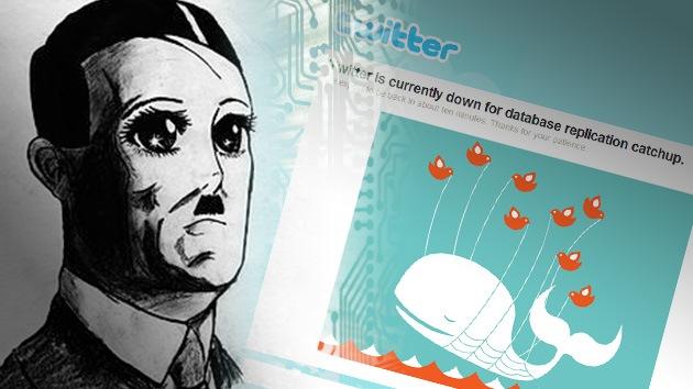 Los 'hackers' de UGNazi se adjudican la caída de Twitter