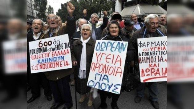 La Unión Europea pospone el rescate para Grecia