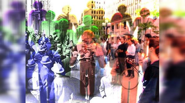 El índice de residentes de EE. UU. se aproxima hoy al de la Gran Depresión
