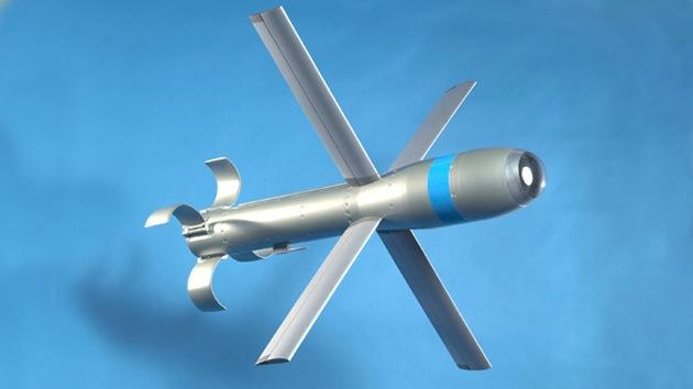 EE.UU. prueba con éxito una bomba guiada por GPS