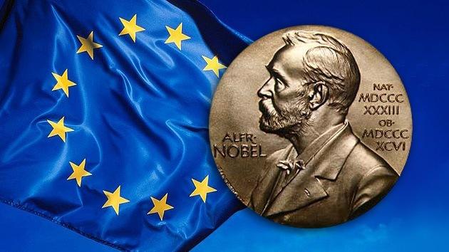 Un premio en tiempos de crisis: La Unión Europea gana el Nobel de la Paz 2012