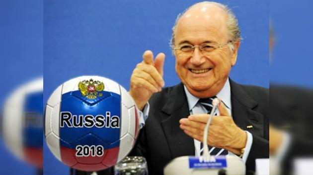 El Mundial de 2018 en Rusia, ¿por qué no?