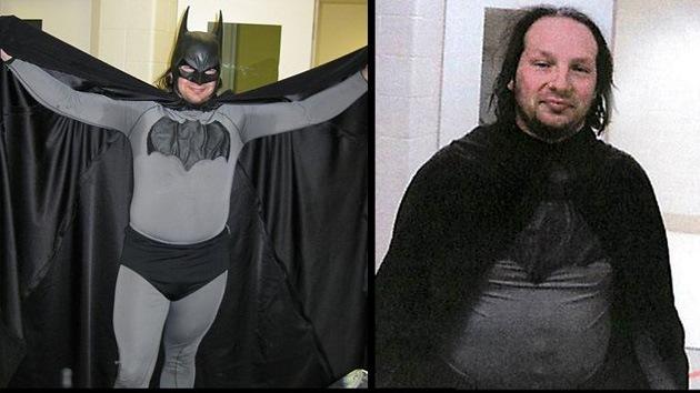 EE.UU.: La Policía arresta a 'Batman' por querer ayudar a resolver un caso