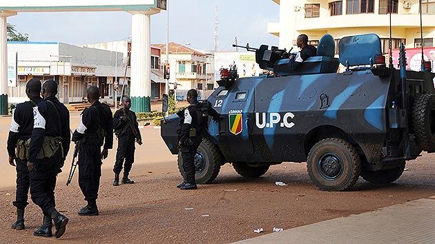 Ataque a la televisión estatal de República Democrática del Congo