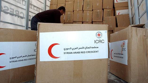 Siria: Terroristas secuestran a miembros de la Cruz Roja