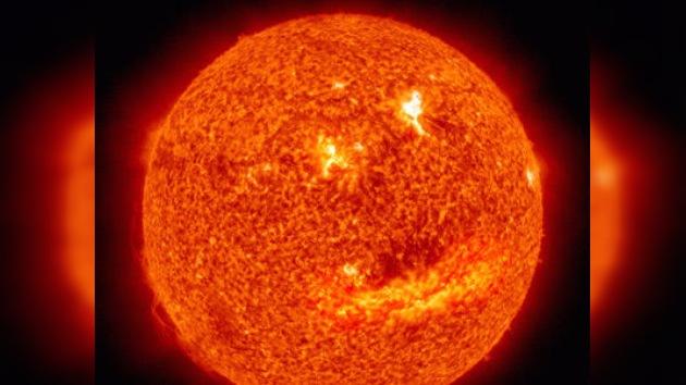 La sonrisa del Sol: un astro bastante apacible y algo despreocupado