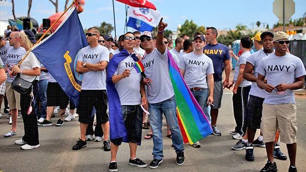 El Pentágono permite a militares llevar uniforme en la Marcha del Orgullo Gay