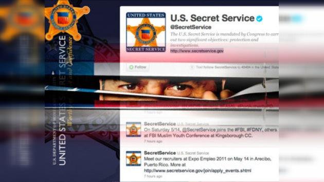 El Servicio Secreto estadounidense abre una cuenta en Twitter en busca de 'ciberespías'