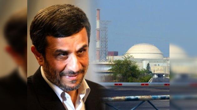 Irán, dispuesto a destapar las cartas de su plan nuclear