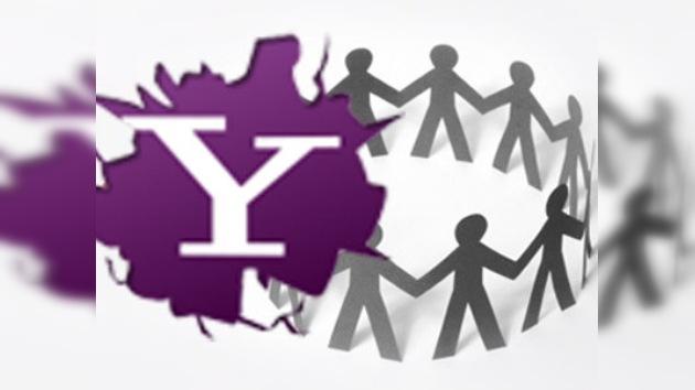 Yahoo pretende despedir al 4% de su plantilla