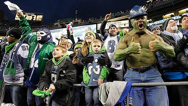 Hinchas de fútbol provocaron un sismo en Seattle