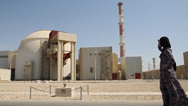 Rusia entregará la central nuclear de Bushehr a Irán a pleno rendimiento a finales de año