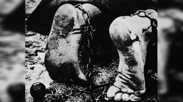 Hallan a un centenar de 'esclavos' en un taller clandestino en México