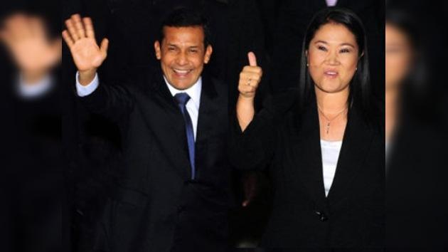 Empate técnico a una semana de presidenciales en Perú
