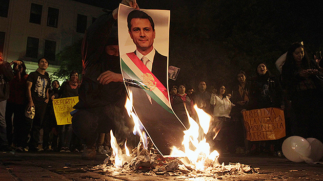 En vez del Día de la Revolución, México celebra una jornada nacional de protestas
