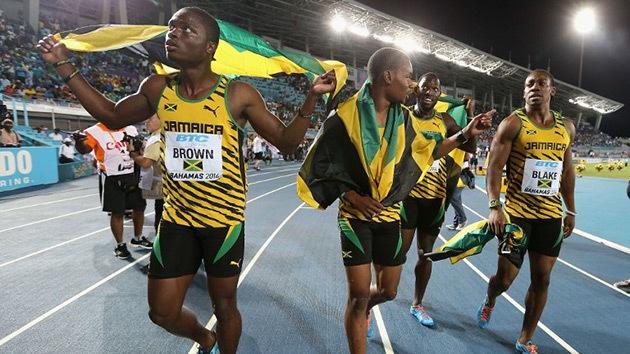 Científicos hallan el secreto del éxito de los velocistas jamaicanos