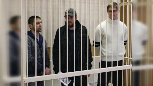 """Sentenciados los piratas que capturaron el carguero """"Arctic Sea"""""""