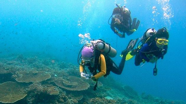 Ser 'Aquaman': Crean un material que permite respirar bajo el agua