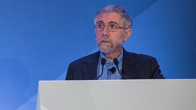 """Krugman: """"Europa se está precipitando hacia una deflación y estancamiento"""""""
