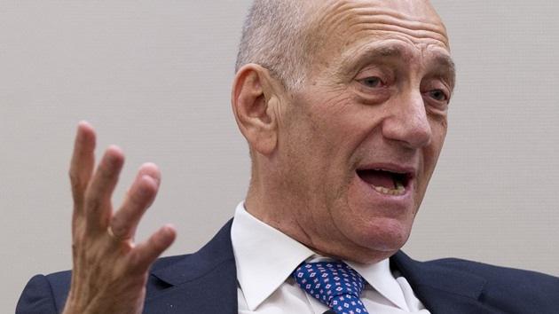 """Ex primer ministro israelí: """"Netanyahu declaró una guerra a EE.UU."""""""