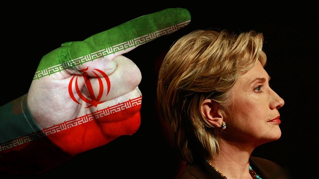 Jefe militar iraní a Obama: Destituya a Clinton y revise su política exterior