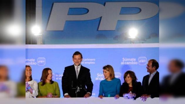 El Partido Popular gana las elecciones y obtiene una mayoría histórica