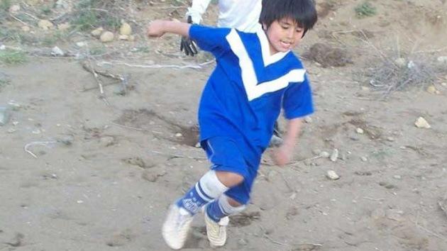Video: Un niño mapuche enciende el mercado del fútbol europeo por el nuevo 'Messi'