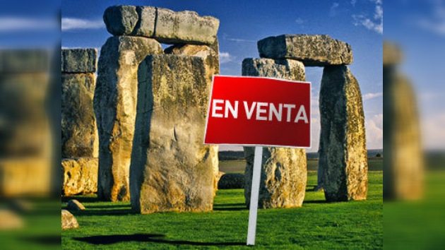 The Daily Telegraph publica el precio de Stonehenge