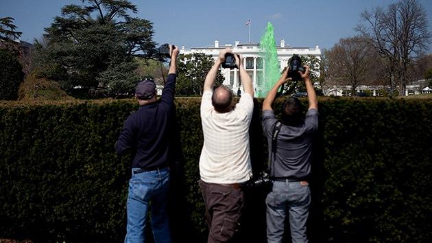 """EE.UU.: Reporteros acusan a la Casa Blanca de privar a la gente de """"información independiente"""""""