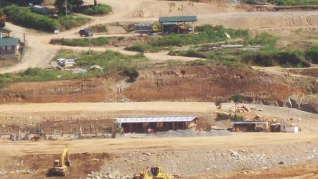 Una empresa minera australiana sume en la miseria a una aldea en Filipinas