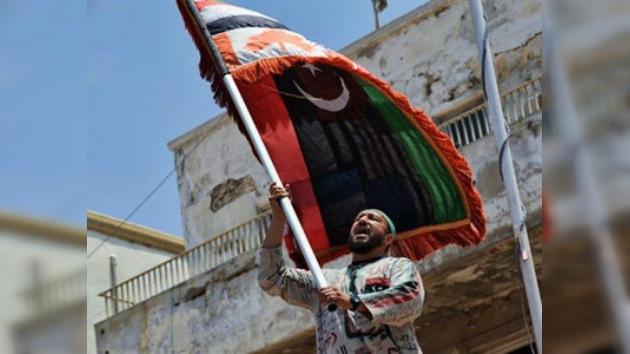 En el G-8 piden a Rusia que medie en el conflicto libio