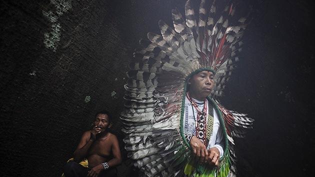 La vida de las tribus indígenas del amazonas peruano