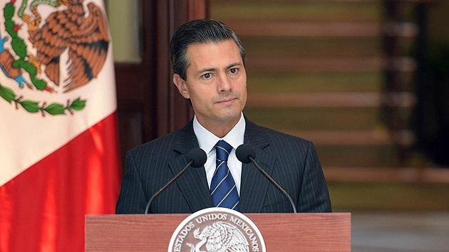 Estudiantes del estado de Guerrero le dan a Peña Nieto 6 días para que dimita