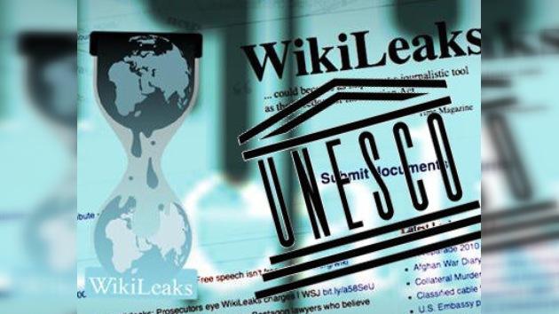 WikiLeaks condena a la UNESCO por censurarle en una conferencia sobre el mismo portal