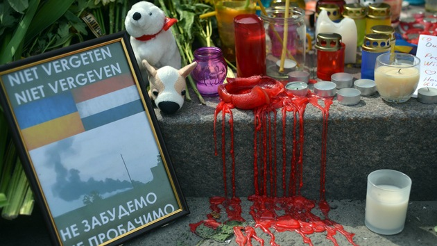 """Rusia: """"Intentos de anticipar el resultado de la investigación del caso MH17 son una presión"""""""
