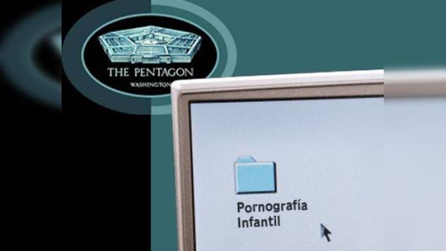 El Pentágono es acusado de descargar pornografía infantil