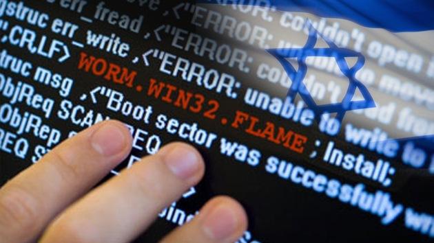 Virus Flame: ¿fabricado en Israel?