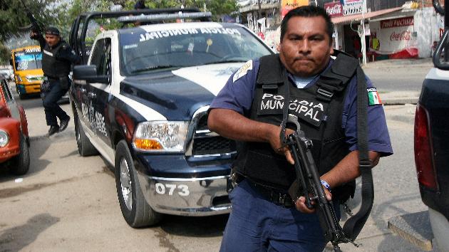 Una ciudad mexicana se queda sin policías: todos los oficiales temían por sus vidas
