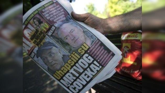 Mladic comparece por primera vez ante el Tribunal de La Haya