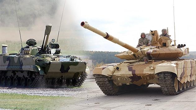 Las cinco mejores armas rusas de infantería