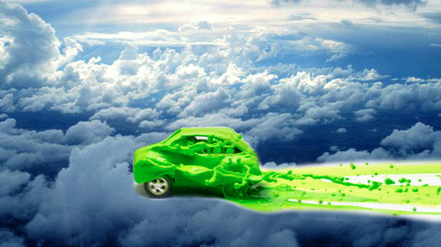 Adeus às alterações climáticas: invenção revolucionária de combustível baseado ar