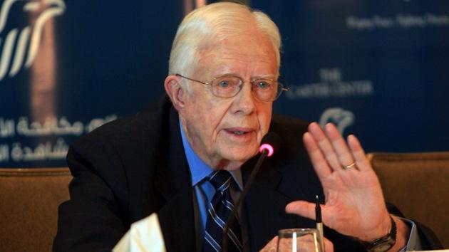"""Carter: """"La política antiterrorista de EE. UU. atenta contra los derechos humanos"""""""
