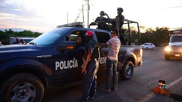 México: Un tiroteo entre policías y delincuentes deja 5 muertos