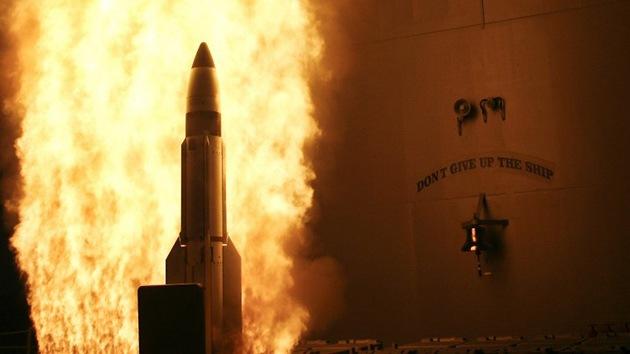 EE.UU. realiza con éxito la prueba de un misil interceptor en el Pacífico
