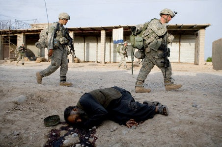 9 años de la Guerra de EE. UU. en Afganistán