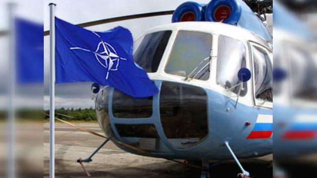 Rusia se prepara para suministrar helicópteros a la OTAN en Afganistán