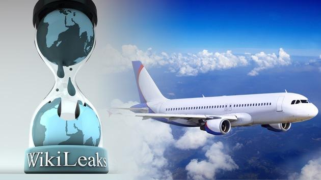 WikiLeaks lanza la campaña 'Vuelo de la Libertad' en apoyo a Snowden