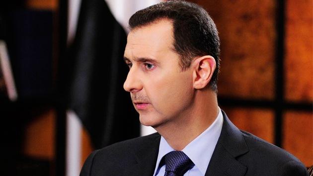 """Bashar al Assad: """"Una guerra contra Siria no sería una excursión"""""""