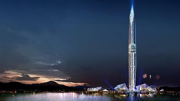 Verlo para creerlo: El primer rascacielos 'invisible' será levantado en Seúl