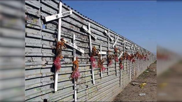 Aumento de las muertes en la frontera entre México y EE. UU.